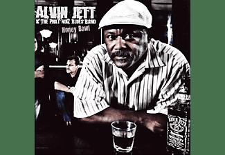 The Phat Noiz Blues Band, Jett, Alvin / Phat Noiz Blues Band, The - Honey Bowl  - (CD)