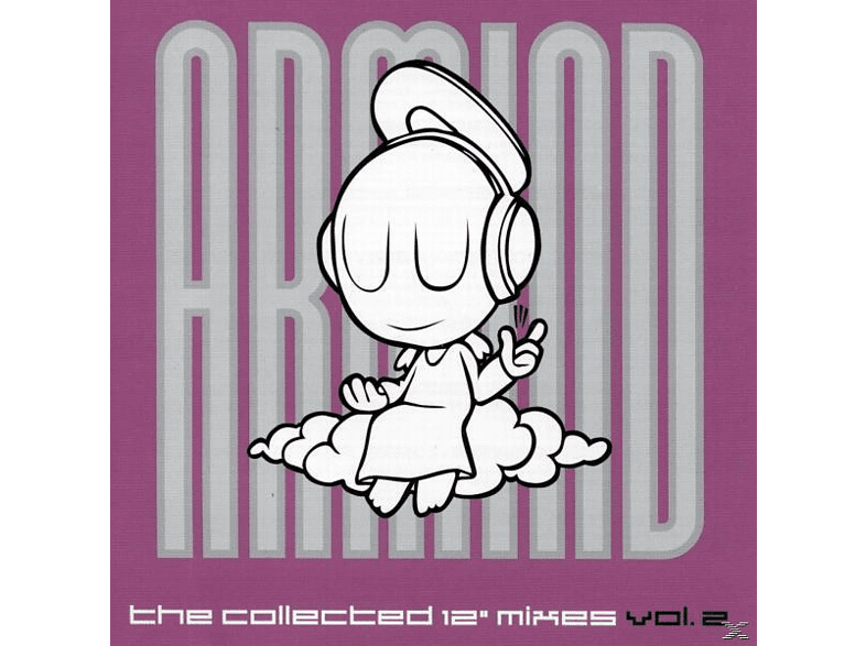 Armind - The Collected 12inch Mixes Vol.2 [CD]
