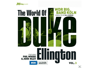 WDR Big Band Köln - The World Of Duke Ellington Part 3  - (Vinyl)