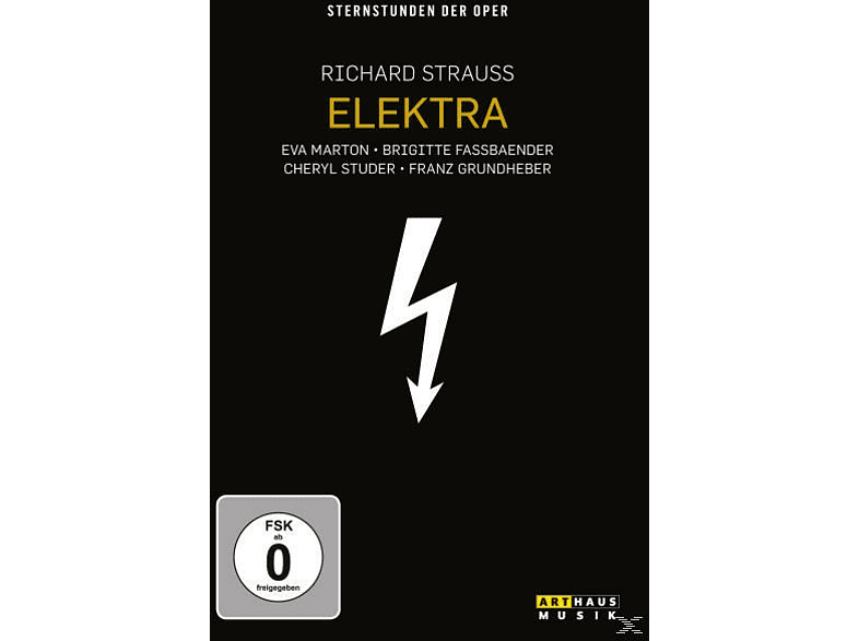Abbado, Fassbaender, Marton - Elektra [DVD]