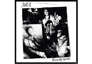Ac4 - Burn The World  - (CD)