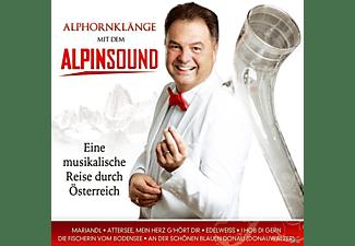 Alpinsound - Eine musikalische Reise durch Österreich  - (CD)