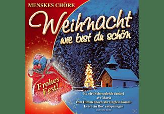 Menskes Chöre - Weihnacht, Wie Bist Du Schön  - (CD)