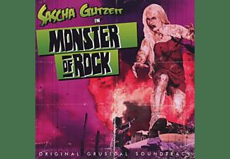 Sascha Gutzeit - Monster Of Rock  - (CD)
