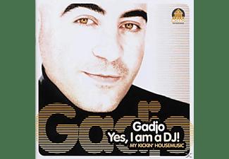 Gadjo - Yes,I Am A DJ!-My Kickin Housemusic  - (CD)