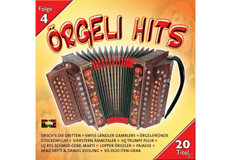 VARIOUS - Orgeli Hits-Folge 4  - (CD)