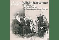 Suzanne Öhman-Sundén, Copenhagen String Quartet, Fresk Quartet - String Quartets 1 & 2 [CD]
