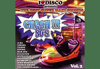 VARIOUS - Crash !!! 80's Vol.2  - (CD)