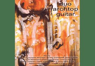 VARIOUS - Duo Archtop Guitar  - (CD)