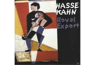 Hasse Kahn - Royal Export  - (CD)