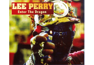 Lee Scratch Perry - ENTER THE DRAGON  - (CD)