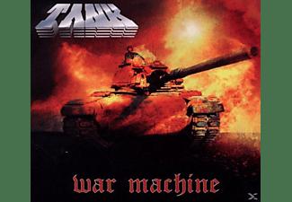 Tank - War Machine (Limited Digipack)  - (CD)