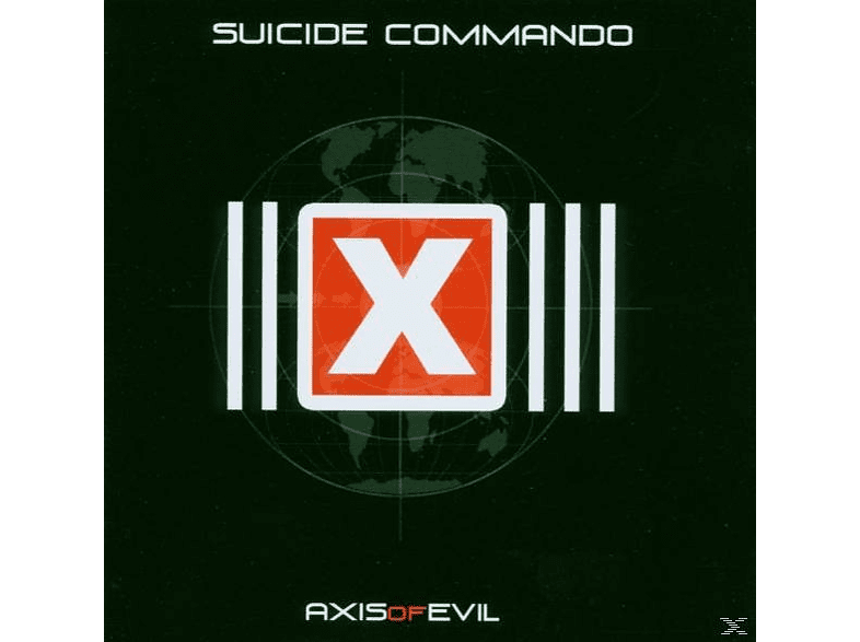 Suicide Commo - Axis Of Evil [CD]