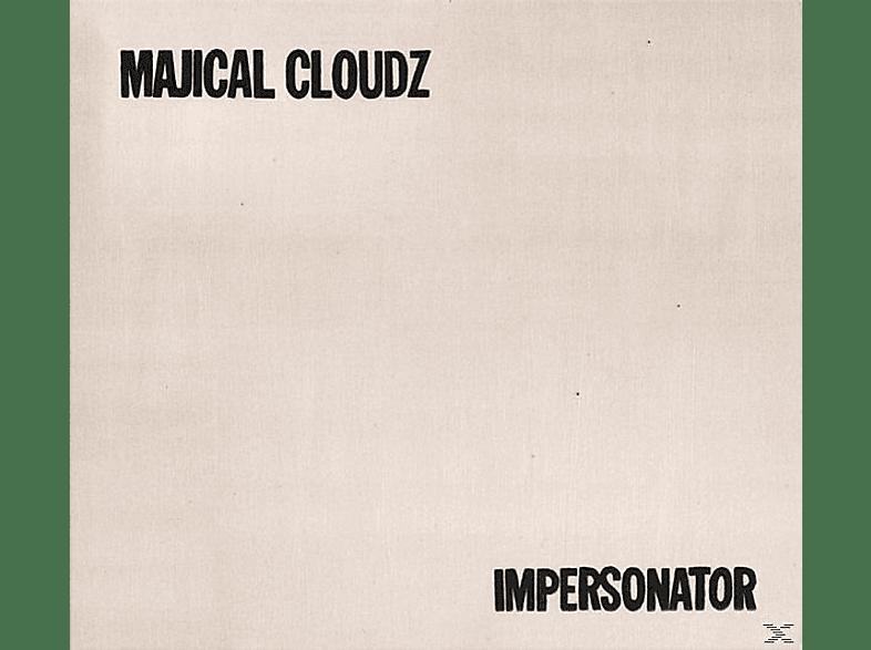 Majical Cloudz - Impersonator [LP + Bonus-CD]