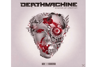 Deathmachine - Engines Of Creation  - (CD)