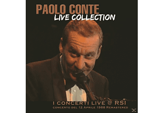 Paolo Conte - Live Collection-Rsi 12.04.1988  - (CD)