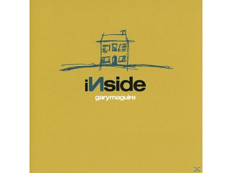 Gary Maguire - Inside [CD]