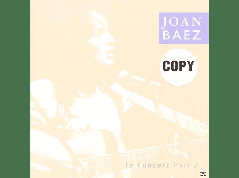 Joan Baez - Joan Baez In Concert Part 2 [CD]