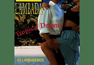 Os Lambadeiros - Lambada-Tropical Dreams  - (CD)