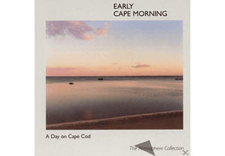 A Day On Cape Cod - Early Cape Morning  - (CD)