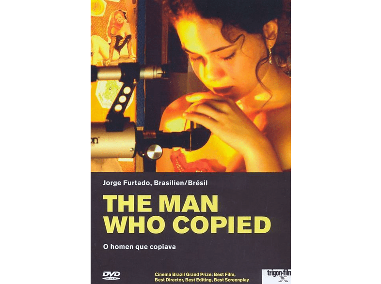 The Man who copied [DVD]