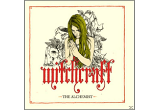 Witchcraft - The Alchemist - (CD)