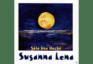 Susanna Lena - solo una noche  - (CD)