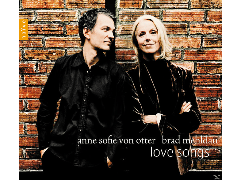 VON OTTER,ANNE SOFIE & MEHLDAU,BRAD - Love Songs [CD]