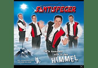 Säntisfeger - Wir kommen alle in den Himmel  - (CD)