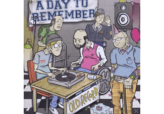 A Day To Remember - Old Record - (CD)
