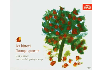 Skampa Quartet, Bittova/Skampa Quartet/+ - Moravian Folk Poetry In Songs - (CD)
