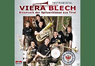 Viera Blech - Viera Blech Blasmusik Der Spizenklasse  - (CD)