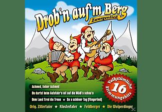 VARIOUS - Drobn Aufm Berg  - (CD)