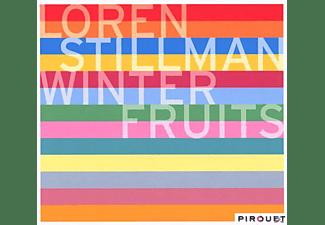 Loren Stillman - Winter Fruits  - (CD)