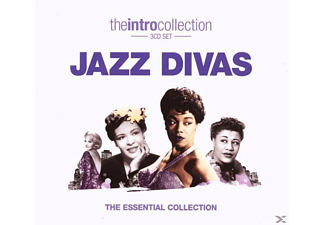VARIOUS - Jazz Divas - Intro Collection - (CD)