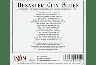 VARIOUS - Desaster City Blues-Vol.1 [CD]