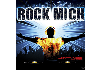 Jazzmin - Rock Mich  - (Maxi Single CD)