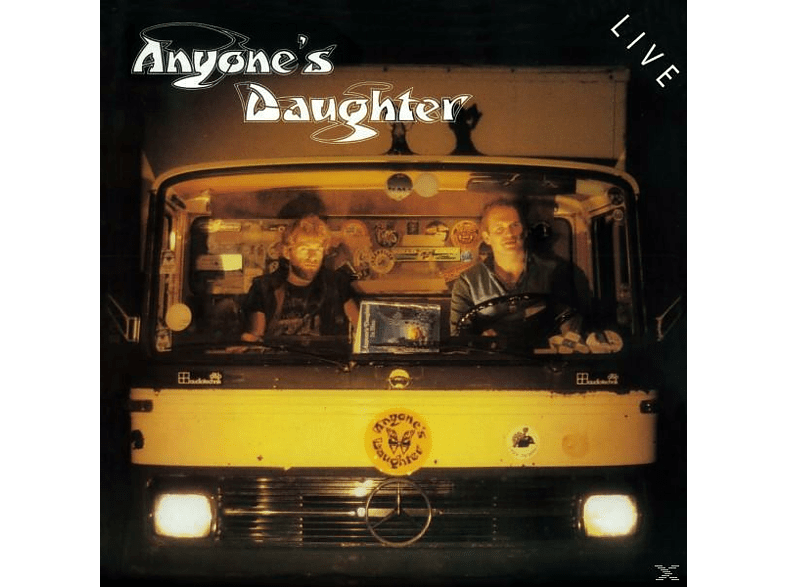 Anyone`s Daughter - Live-Remaster [CD]