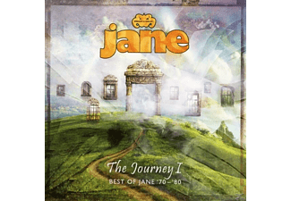 Werner Nadolny's Jane - The Journey I  - (CD)