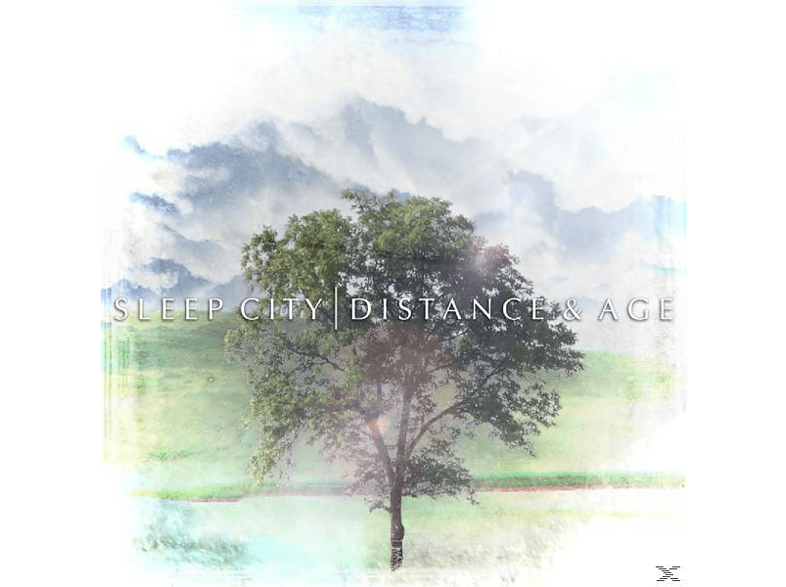 Sleep City - Distance And Age [CD]
