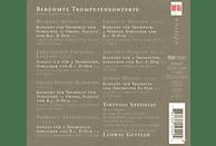 Ludwig Güttler, Vsx - Berühmte Trompetenkonzerte [CD]