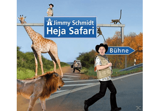 Jimmy Schmidt - Heja Safari - (Maxi Single CD)