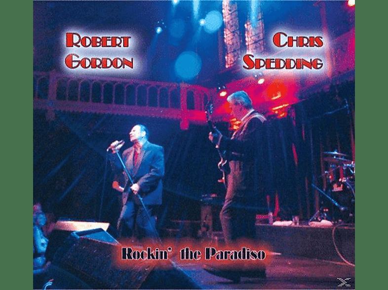 Robert Gordon - Rockin The Paradiso [DVD]