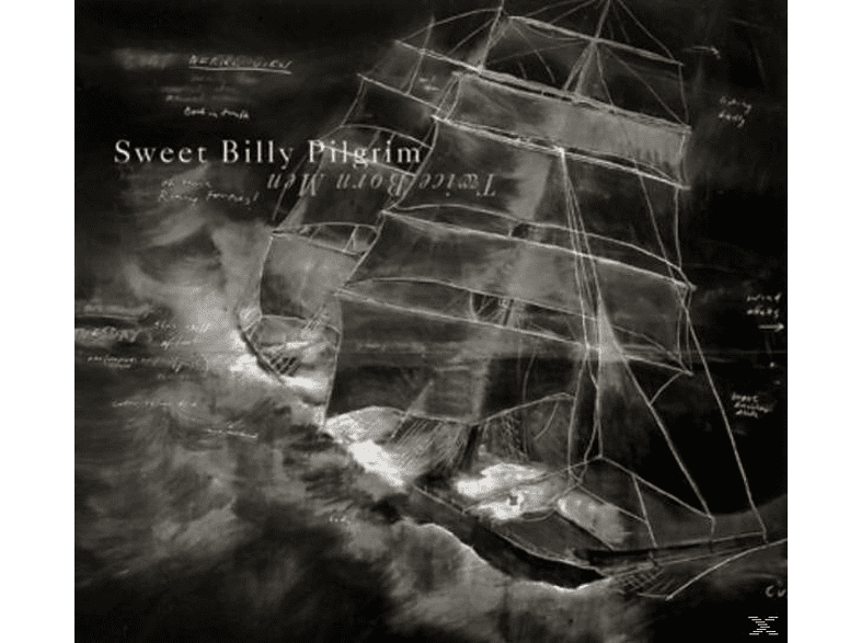 Sweet Billy Pilgrim - Twice Born Men [CD]