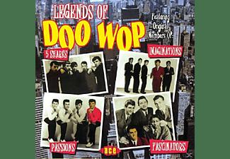 The Legends Of The Doo Wop - Legends Of Doo Wop  - (CD)