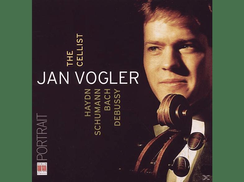 Jan Vogler, L. Güttler, B. Canino, Vsx - Jan Vogler-The Cellist [CD]