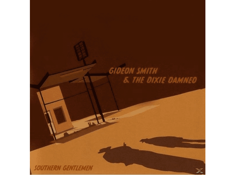 G.& THE DIXIE DAMNED Smith - Southern Gentlemen [CD]