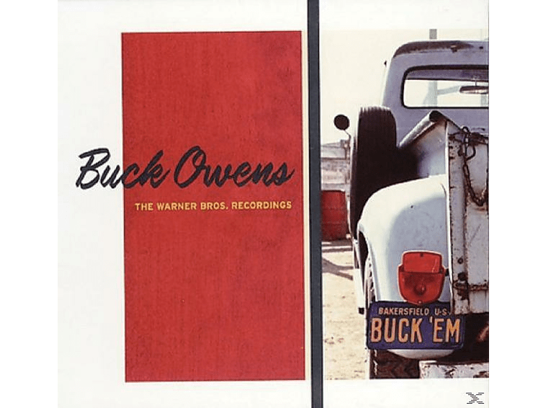 Buck Owens - Warner Bros Recordings [CD]