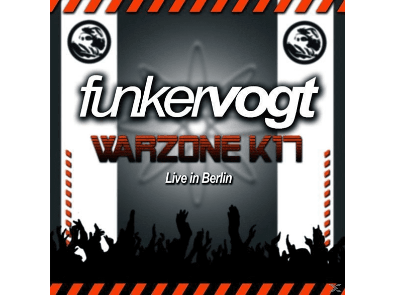 Funker Vogt - Warzone K17-Live In Berlin [CD]