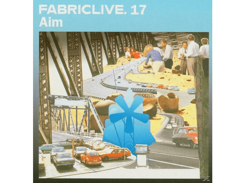 Aim - Fabric Live 17 [CD]